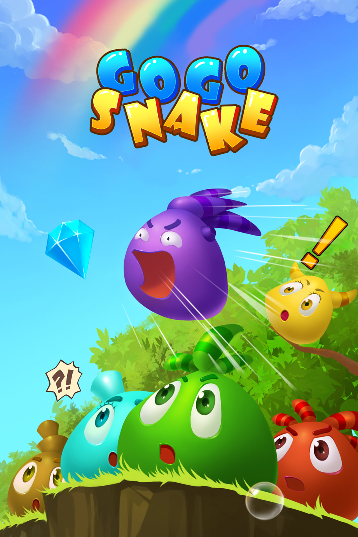 Go Go Snake(爱豆贪吃蛇)