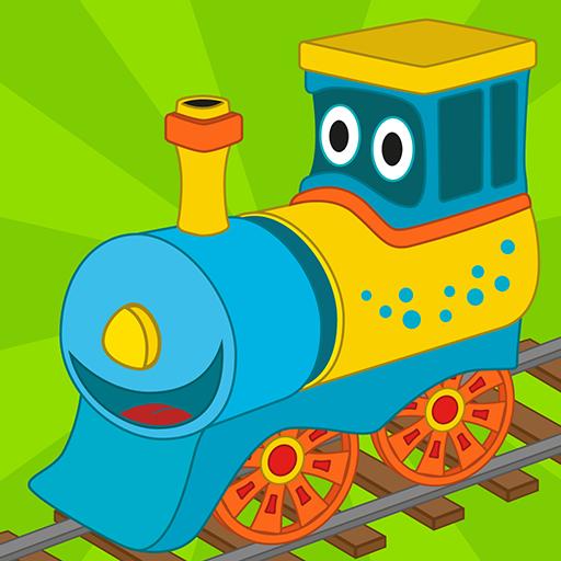 搭上小火车和我们一起去旅行吧! 你家宝贝真是太幸运啦!你刚刚选择了孩子们最喜欢最爱玩的游戏。孩子们会开心愉快,哈哈大笑。 一个15年之久的教育游戏。一直以来,我们非常希望能为孩子们发展一款新型游戏。为此我们投注了我们的创造性,知识和经验。我们把自己看做是孩子,我们会喜欢什么呢?