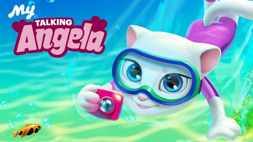 我的安吉拉